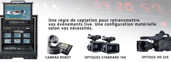 configuration multicam